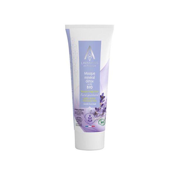 Lavandais looduskosmeetika detox naomask1