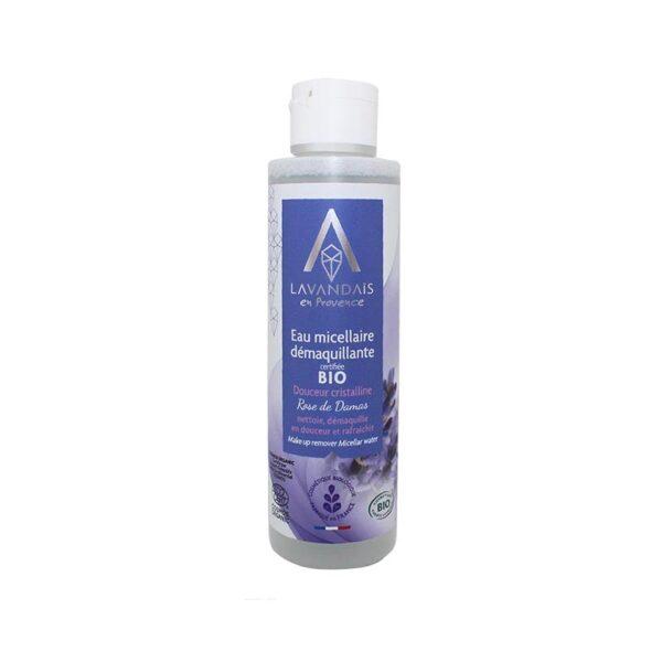 Lavandais looduskosmeetika mitsellaarvesi meigieemaldaja1